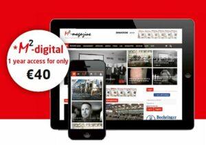 M2-magazine digital subscription